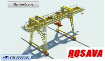 Gantry Crane Supplier Ethiopia Rosava Engineering Group