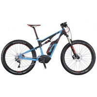 Scott E-Genius 720 Plus Mountain Bike 2016