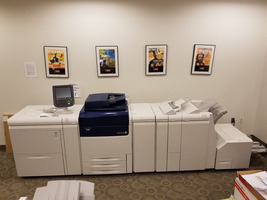 Xerox Versant 80 Press Copier Printer Machine