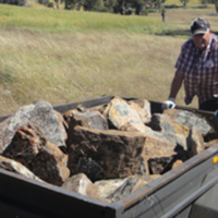 Give Your Property Unique Outdoors with Rock Boulders in Perth