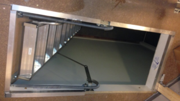 Super-handy Storage Solution for your Unused Loft/Attic