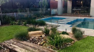 High-End Landscaping Services - Red's Landscape Gardening